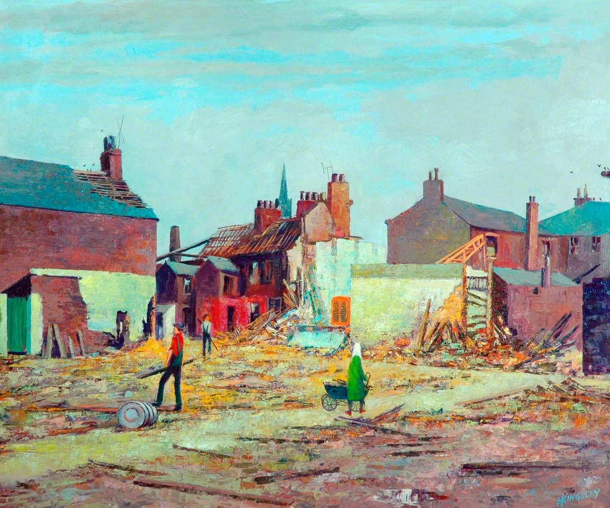 Demolition Scene, Salford