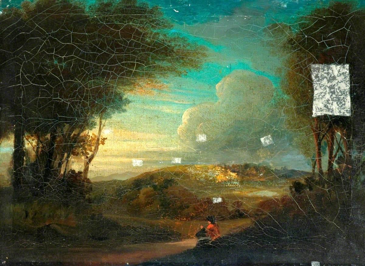 Landscape with Figures*