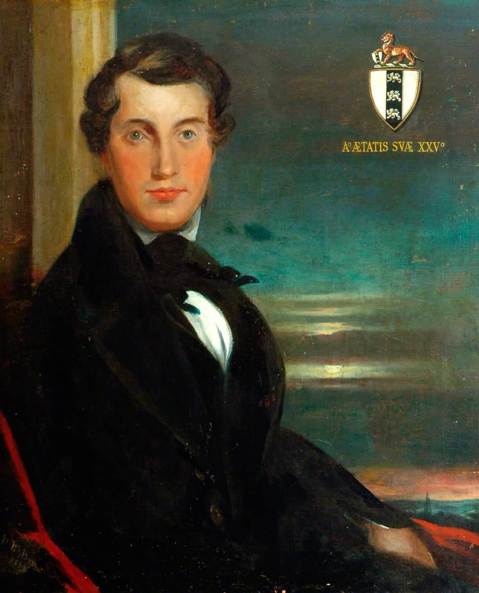 Robert Taylor of Stanbury (1815–1890)