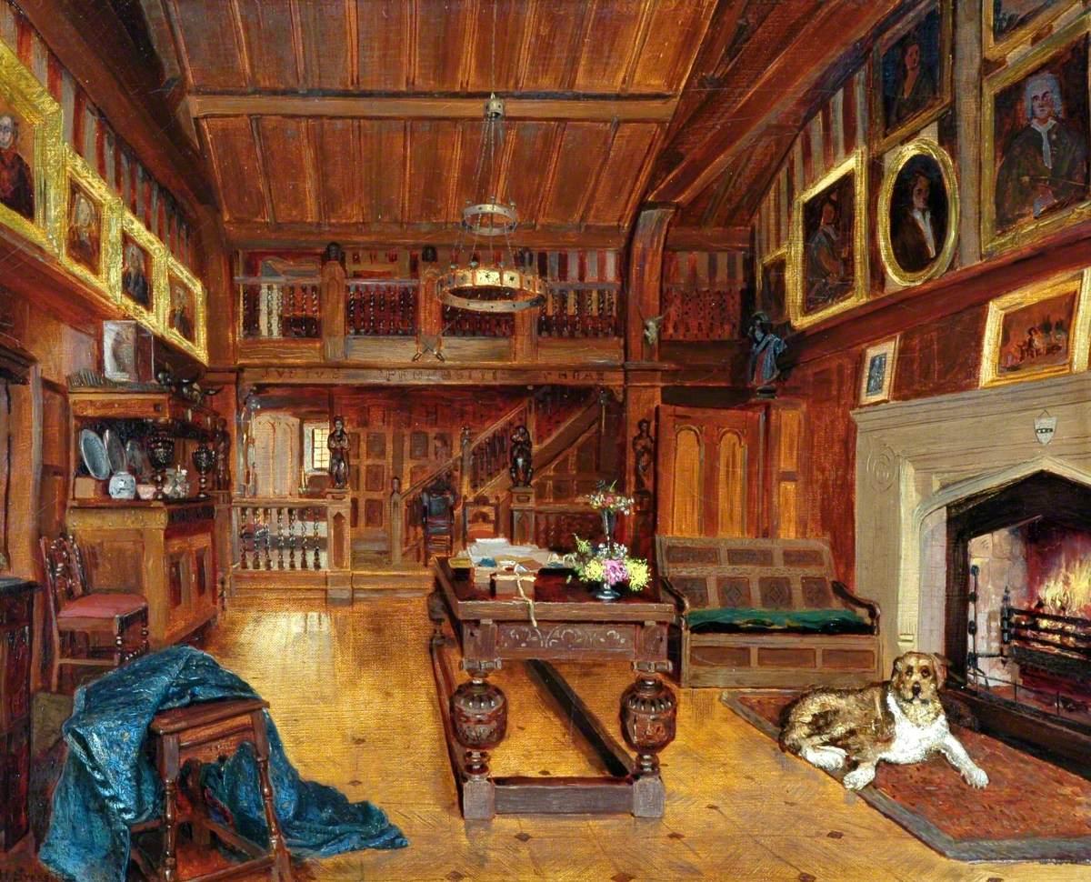 Shibden Hall Housebody