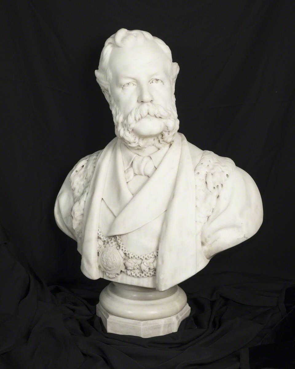 Alderman James William Davis
