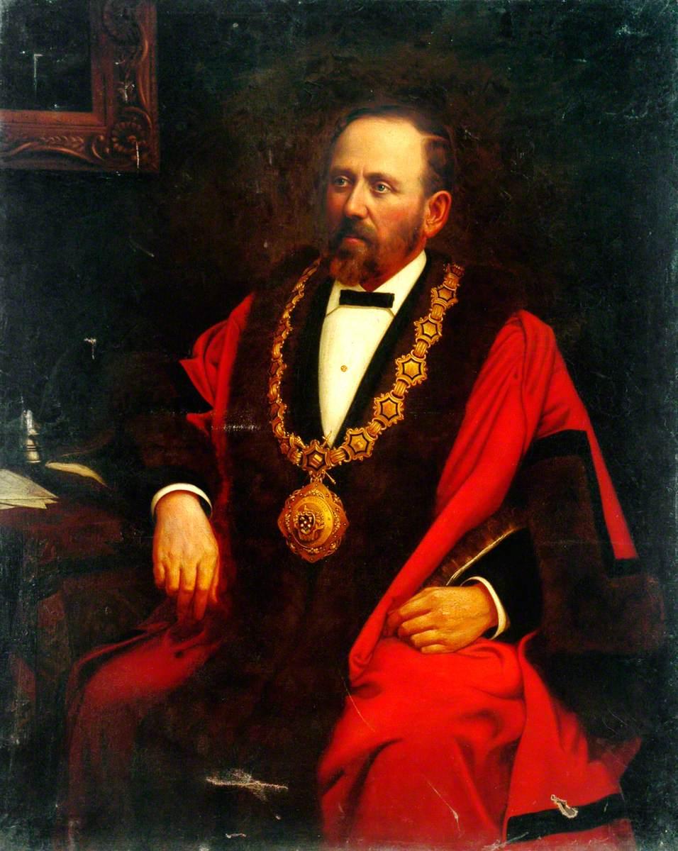 Alderman Joseph Auty