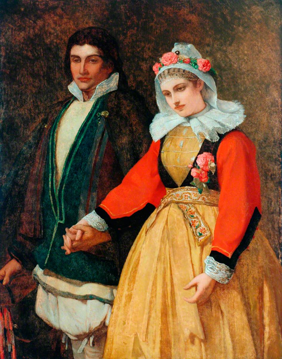 Double Portrait, the Betrothed