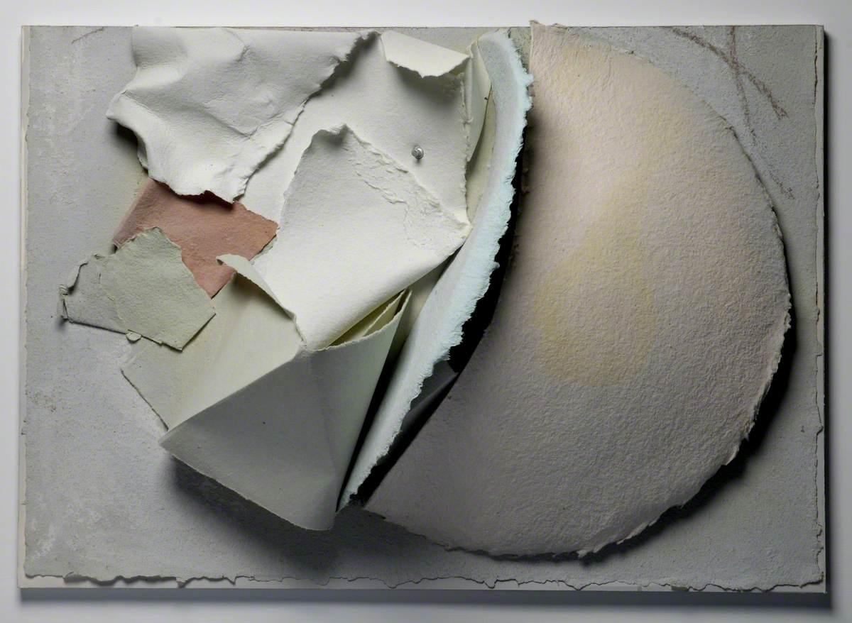 Paper Sculpture No. 25