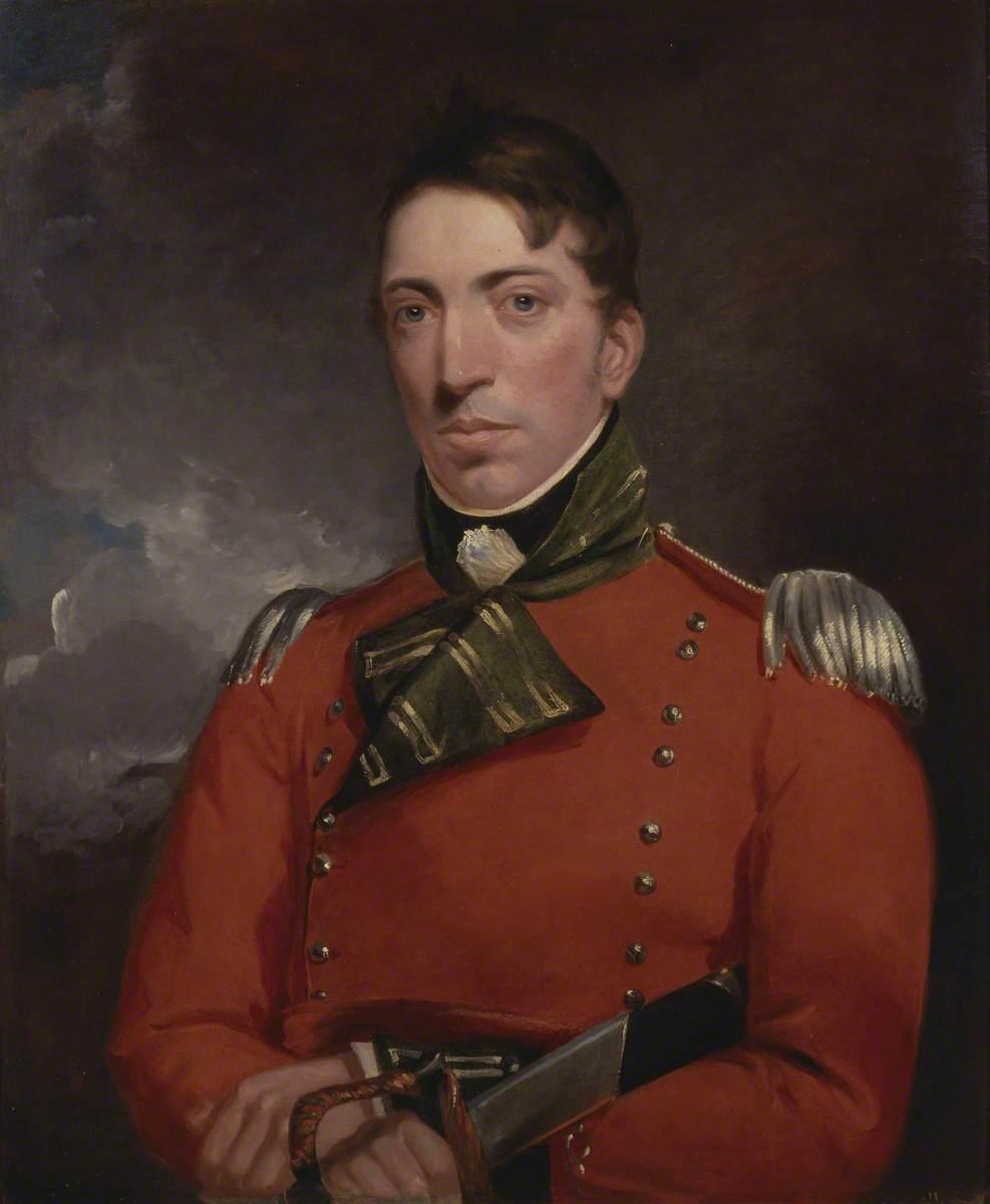 Captain Richard Gubbins