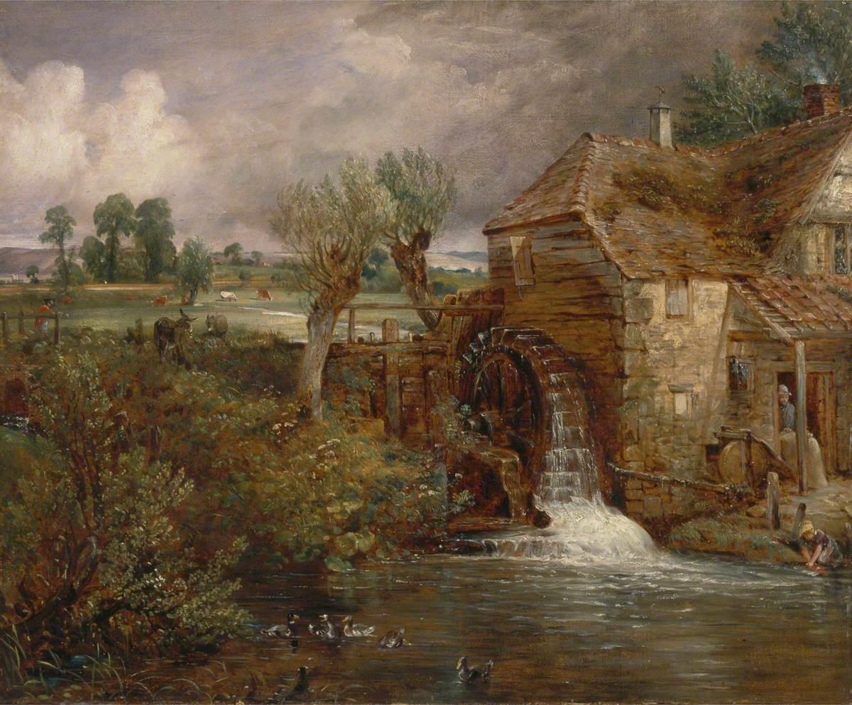 Parham Mill, Gillingham