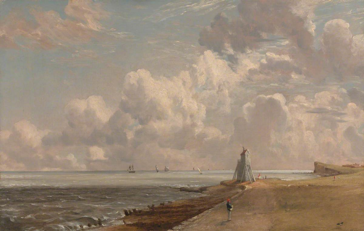Harwich: The Low Lighthouse and Beacon Hill