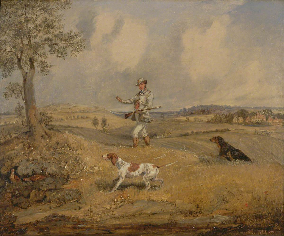 Partridge Shooting