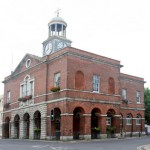 Bridport Town Hall?