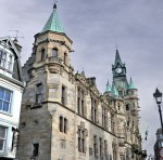 Dunfermline City Chambers?