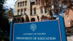 Department of Education, University of Oxford