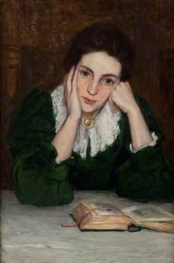 The Artist's Wife (Marion Gillis, d.1941)
