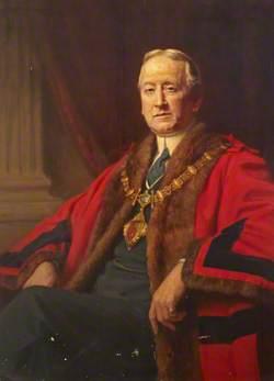 Alderman H. V. Kenyon