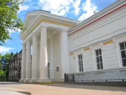 New Walk Museum & Art Gallery, The Royal Leicestershire Regiment Museum