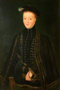 Henry Stuart (1545–1567), Lord Darnley