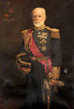 Admiral of the Fleet Lord Walter Talbot Kerr, GCB