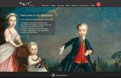 Art Detective homepage