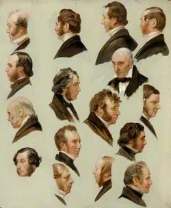 Heads of Aberdeen Personalities