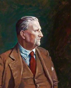 Alexander Cruickshank (The Artist's Father)
