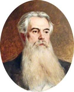 Thomas Woolner (1825–1892), RA