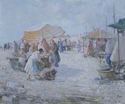 Market on the Atlantic Coast