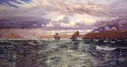 The Isles of Skomer and Skokholm