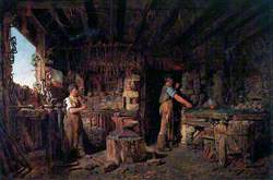 The Blacksmith's Forge