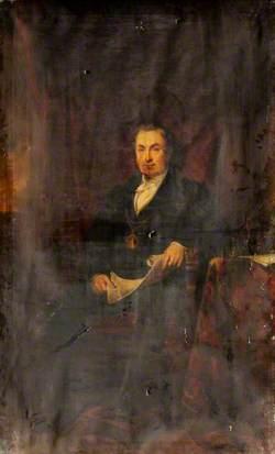 James Blaikie of Craigiebuckler, Provost of Aberdeen (1833–1835)