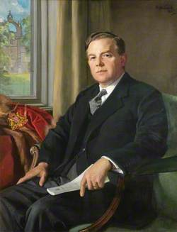 John M. Graham, CBE, Lord Provost of Aberdeen