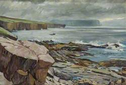 Hoy from the Brough of Birsay, Orkney