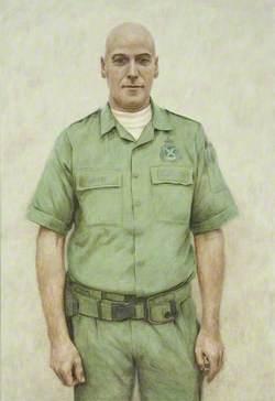 John Reid, State Registered Paramedic