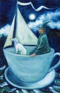 Evening Cuppa Brings on Dreams