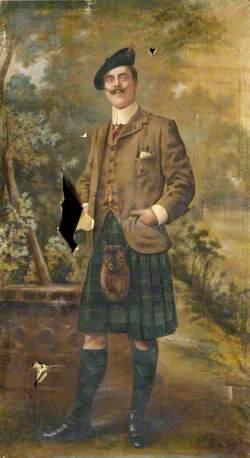 Portrait of a Highland Gentleman
