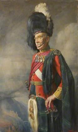 Lieutenant-Colonel Francis Hugh Neish (1863–1946), KBE