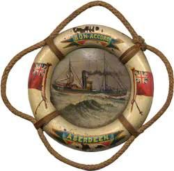 Aberdeen Steam Trawler 'Bon-Accord'