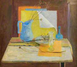 The Yellow Still Life
