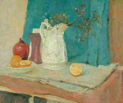 The Blue Still Life