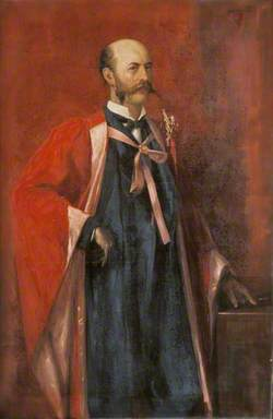 Charles Gordon (1847–1937), Marquis of Huntly