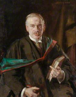 Professor James Ritchie