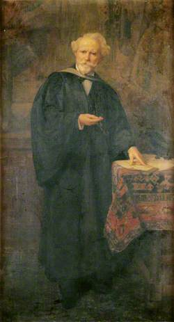 Dr Charles Mitchell (1820–1895)