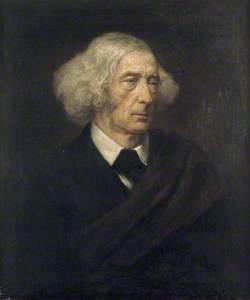 Professor John Stuart Blackie (1809–1895)