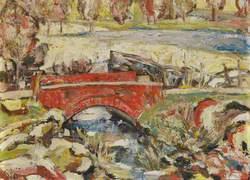 Red Bridge on Upper Deeside