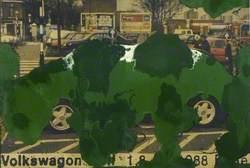 Volkswagen Golf (Green), Old Kent Road