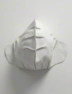 Untitled (Leather Helmet Cap)