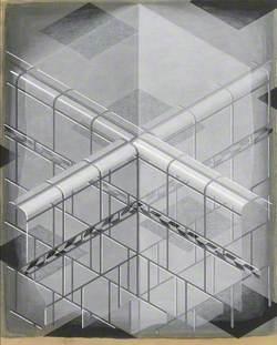 Corner of a Bathroom