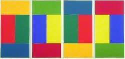 4 Colour Elements, 2 Directions