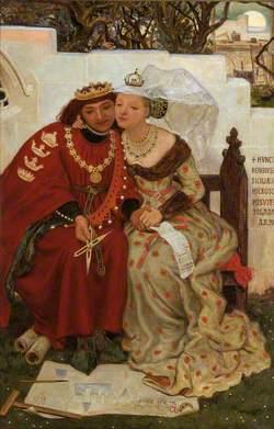 King René's Honeymoon: Architecture