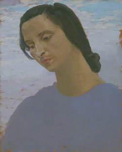 Head of Dorelia McNeill (1881–1969)