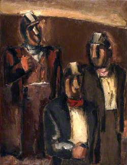 Three Welsh Miners