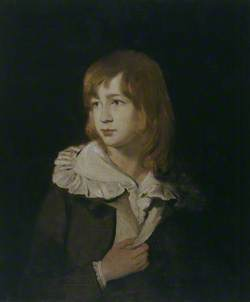 Portrait of a Boy, John Parry of Gardden (b.1777)
